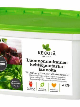 Kekkilä_Luonnonmukainen_keittiöpuutarhalannoite_4KG