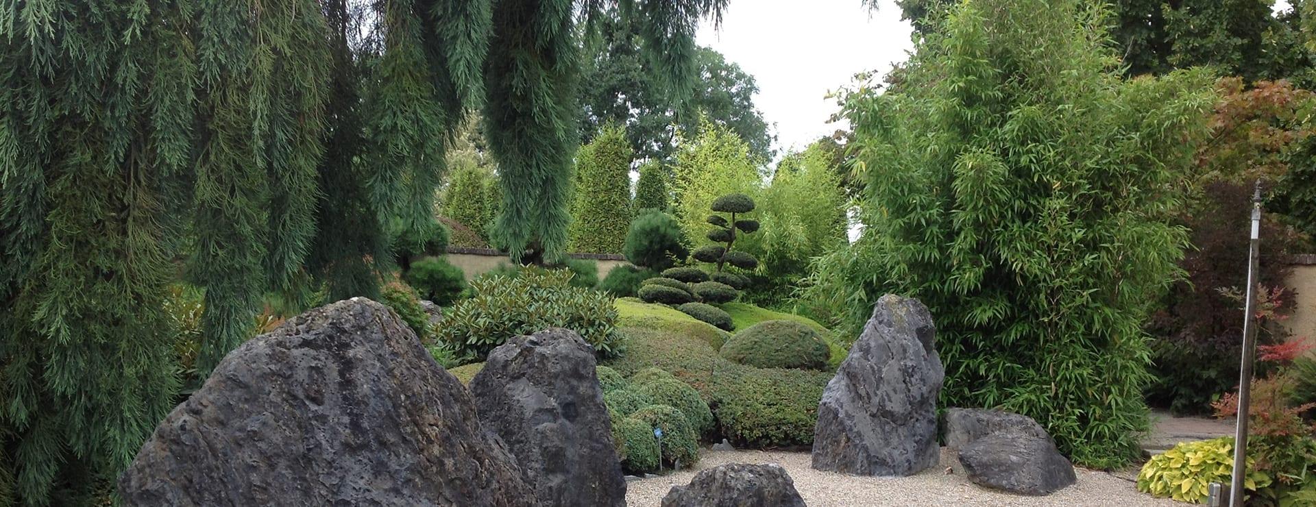 Inspiroidu japanilaisesta puutarhasta!